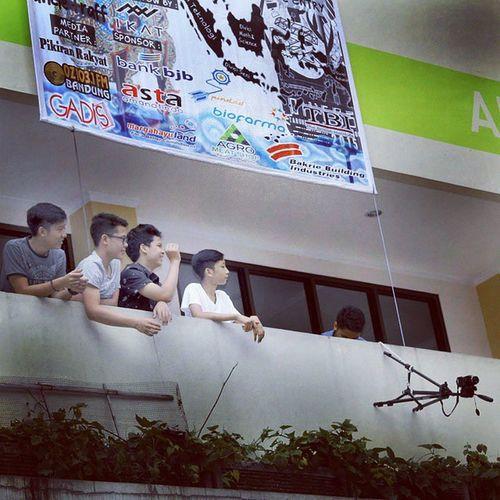 The watchers. Student Students Tarunabakti Event acara kegiatan sekolah smp smptarunabakti tbpsc2015 people humaninterest