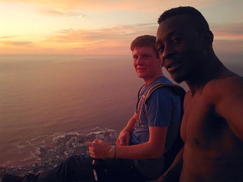 Lionshead Ilovecapetown Awesome View