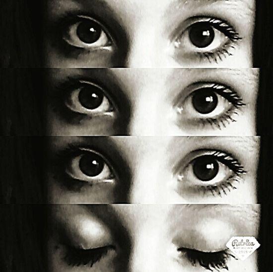 Eyes Black Sad