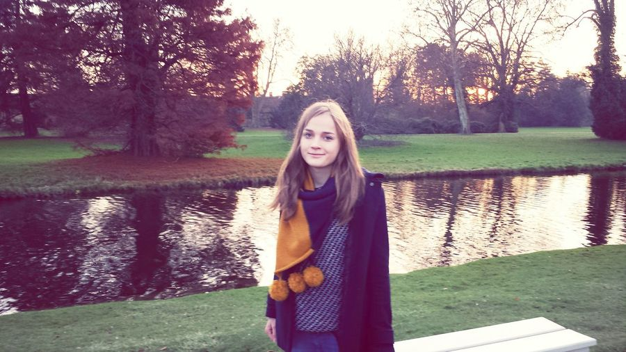 Sanssouci Potsdam Me Autumn