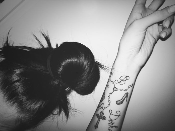 Tattoo Black Hair EyeEm Best Shots My Tattoo
