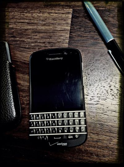again blackberry