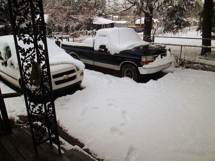 Can't go anywhere because of the snow. Winter Car Cold Days Cold Temperature Day Land Vehicle Mode Of Transport Nature No People Outdoors Parked Cars Pick Up Truck Snow Snow Of Eyee Snow Snow Snow Snowing Snowing Outside Stationary Transportation Tree Weather White Car White Color Winter Winter Time