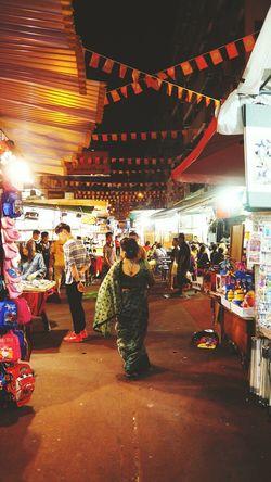 庙街 香港 HongKong