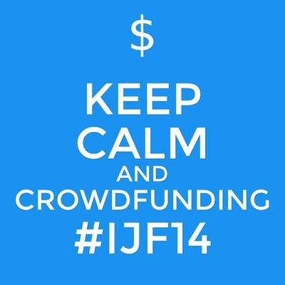 Created with @kcacoapp KeepCalmAnd Crowdfunding Crowdfundingproject Crowdfundingfestival instagood share help fundme helpus project campaign money passion crowdfunded ijf14 journalismfestival keepgoing @journalismfestival