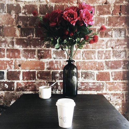 The great coffee from the great cafe @laveencoffee Laveencoffee Laveencoffeeandkitchen Coffeelover Coffee Perthcoffee Perthlife Perthisok Perthblogger Missyoumylove💕 Like4like