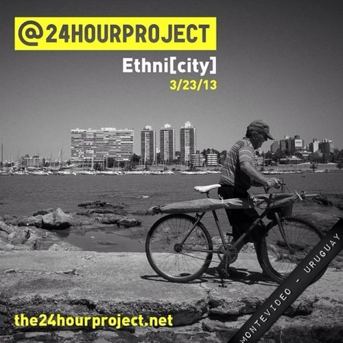 @Fedemoja2 is ready in #Montevideo #Uruguay to start this year #24HR13 project, Are You Ready? 65+ street photographers from 35 cities around the world with a common goal to show the city we live in & the world we share by posting a photo per hour for 1