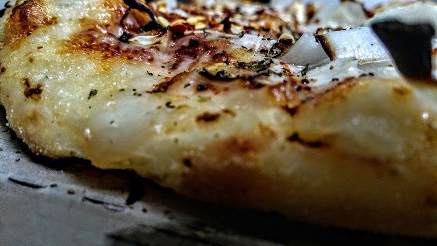 Pizza😍😍😋😋 Close-up No People Outdoors Pizza Time Pizzalover🍕🍕🍕 PizzahutyoumakeitgreAt Day Landscape Keeping It Simple & Clean