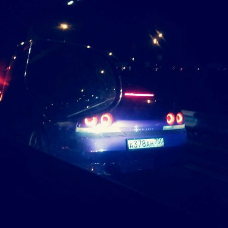 I Mean I Guess i just saw Nissan Skyline in Moscow <3