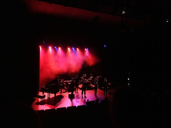 Music Arts Culture And Entertainment Vågen Vgs Stage - Performance Space Performance Stage Light Popular Music Concert