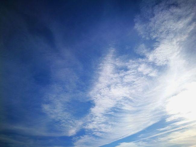 Blue Sky No People Cloud - Sky Outdoors Day Tranquil Scene Landscape