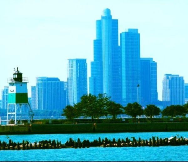 Chicago Bulding First Eyeem Photo