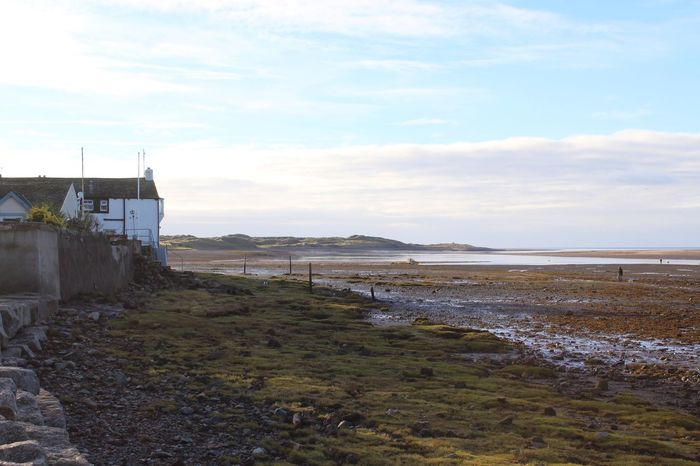 British countryside. Ravenglass, Cumbria Ravenglass Lake District Lake District National Park British Countryside Cloud - Sky Nature Tranquility No People Tranquil Scene Landscape United Kingdom Finding New Frontiers