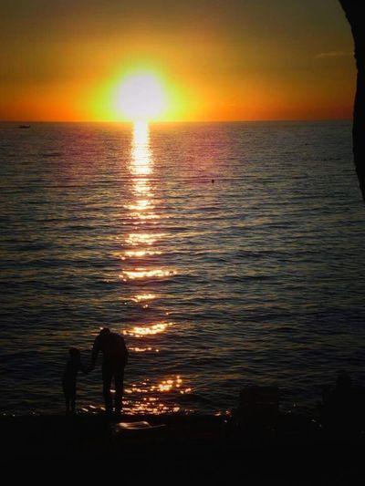 Orsera sunset Croazia Croatia Croatia ♡ Croatiafulloflife Croatiawithlove Croatia Sunset Colors Vrsar