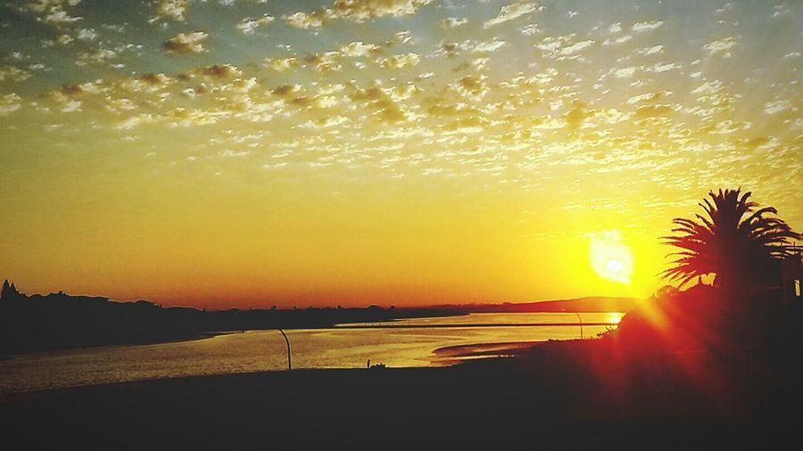 Beautiful sunset ☀ First Eyeem Photo Beautiful Nature Beautiful Day Sunset Beautiful Sunset Beautiful View South Africa