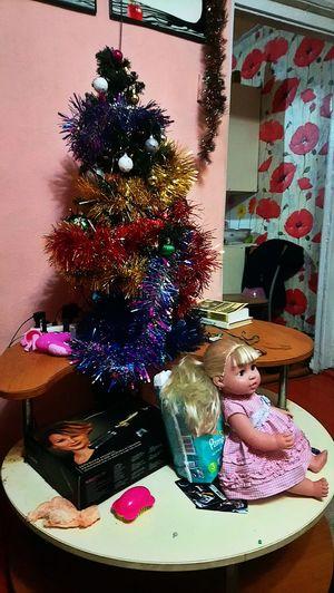 с наступающим новым новым годом!!! Indoors  Table Christmas Celebration Home Interior Christmas Decoration No People