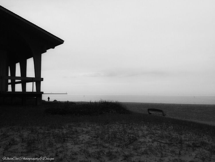 Beach Front Black And White Photography Minimalism Simplicity Peaceful Place Serenity Nature On Your Doorstep Fair Haven Lake Ontario The Great Lakes