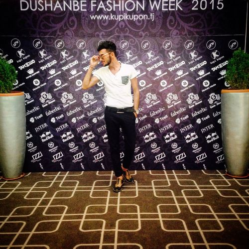 Fashion week 2015 Dushanbe city 😎✌️✨ Hello World Goodmorning :) Fashionblogger Fashion Models Tajikistan Mensfashion NYC Paris Style