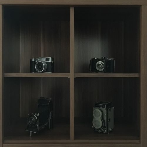 Photo Photography Old Oldschool Flexaret Fujifilm Fujifilm X100T Iphone 6 Plus Vitrine First Eyeem Photo