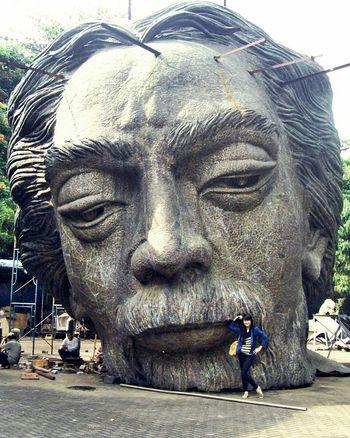 Sculpture Artist Nuart Bandung Sculpture Park Bandungjuara