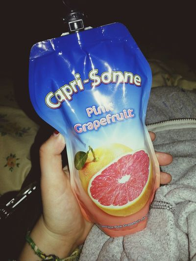 Yummie Lecker Caprisonne Grapefruit