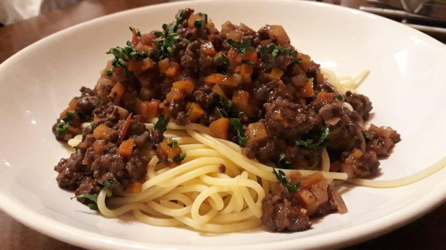 Bolognese Food