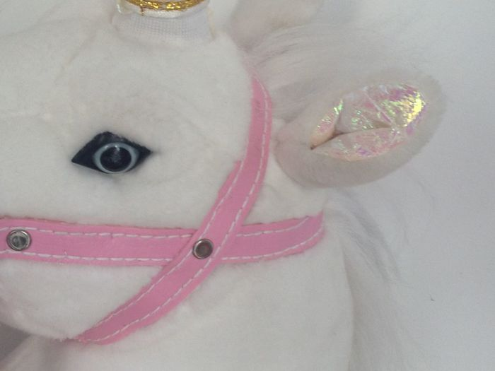Don't frighten the unicorns Unicorn Toy