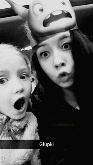 Haha Sweet Sisters Stupid Funny Faces Love It