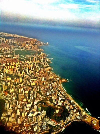 Above Salvador - Bahia - Brazil