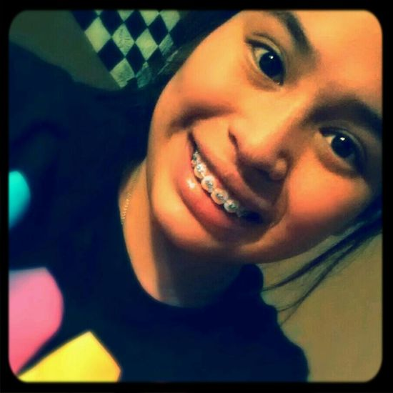 Just have to smile when things get rough. :)