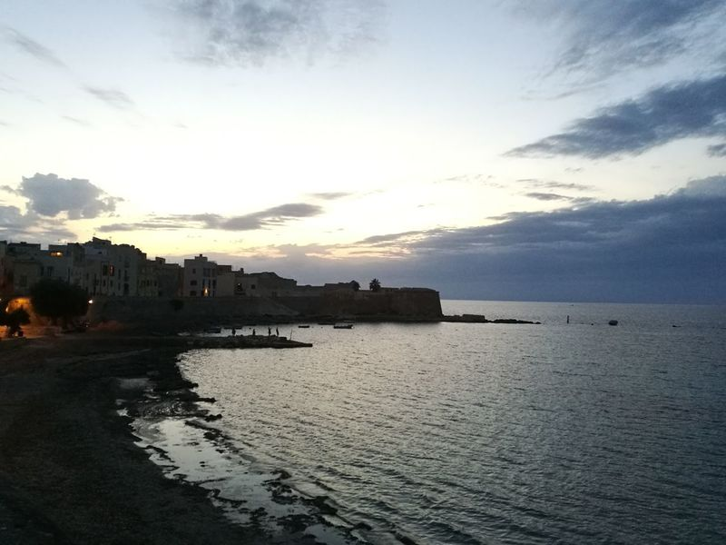 Taking Photos Hello World Relaxing Enjoying Life Sicily Peace And Quiet Enjoying The Sunset Sunset Light And Clouds Idyllic