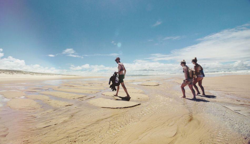 EyeEm Selects on the way... Sand Sky Beach Atlantic Ocean Summer Wanderlust Goodlife Travel Destinations EyeEm Gallery EyeEm Best Edits