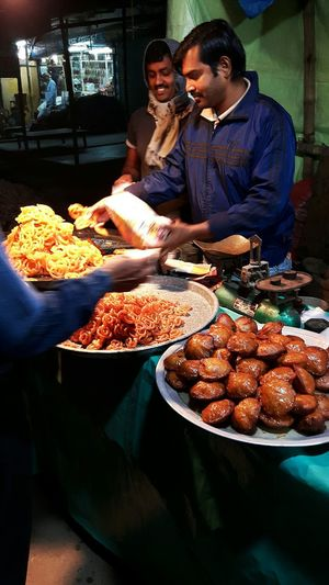 Village Fare Desserts locally known as Jalebi n Malpoa