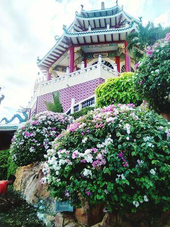 Taoist Temple Cebu City Philippines.