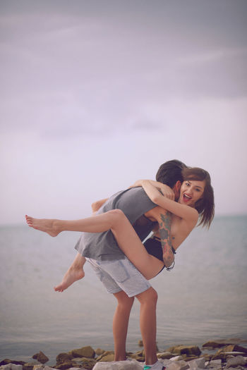 Couple Love Beach Beachphotography Body Part Girls Horizon Over Water Lgbt Naked_art Nature Nude_model Sea Sky Water Young Adult