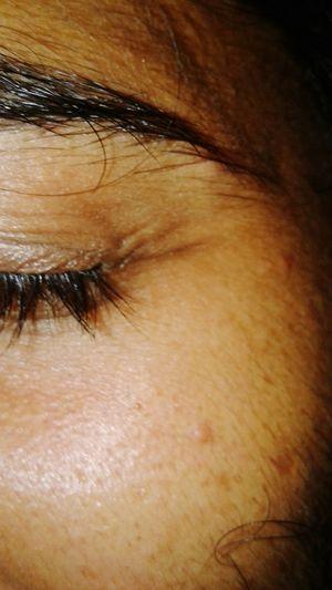 I Close See Mh Dreams Eyelash Human Eye Close-up Human Body Part Eyesight One Person