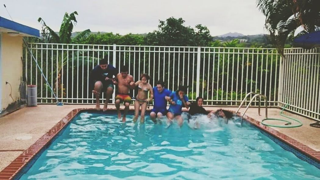 Jumping In Pool Pool Time Playing Pool Best Friends ❤ Poolparty Pooltime Poolday Friendlove Friend Time Swimmingpool