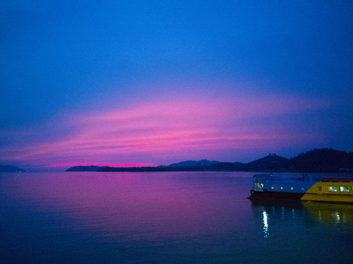 Purple Water Sea Reflection Sky Scenics Beauty In Nature Nature Outdoors No People Sunset Pangkor Pangkor Island Pangkor Island Malaysia Malaysia Mobilephotography HuaweiMate9Photography Nofilter Nofilterneeded