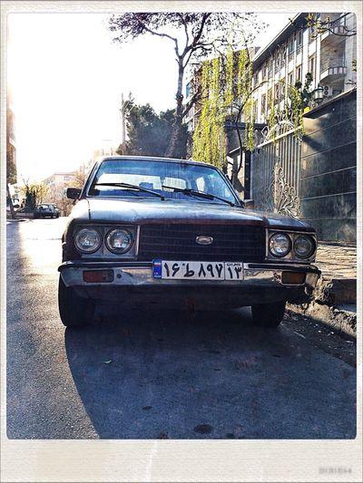 Iran Wheels Teheran