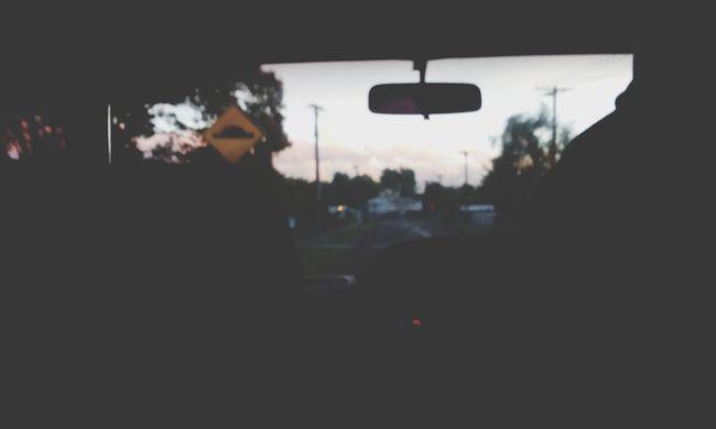 Drivingx Taking Photos Driving Around Silhouette IrenesPics