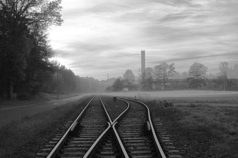 B&W Collection B&w Photography B&w Street Photography Blackandwhite Leading Railroad Station Platform Railway Track The Way Forward Train Train Tracks Travel Railway Railway Tracks My Best Photo 2015 Black And White Black&white Black & White Blackandwhite Photography Blackandwhitephotography Black And White Photography Learn & Shoot: After Dark