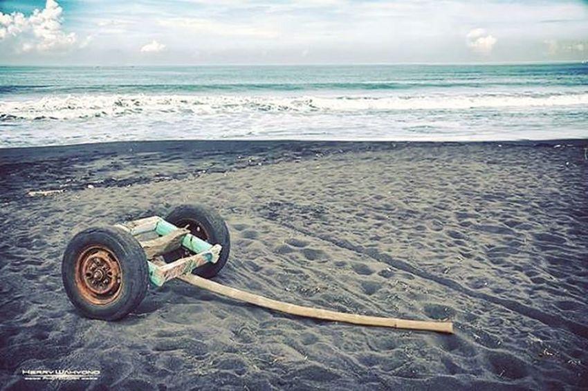Property of fisherman .... Paseban Beach Landscape Photowork Paseban Kencong Jember Indonesiaku Nikonindonesia Nikon Herrywahyono
