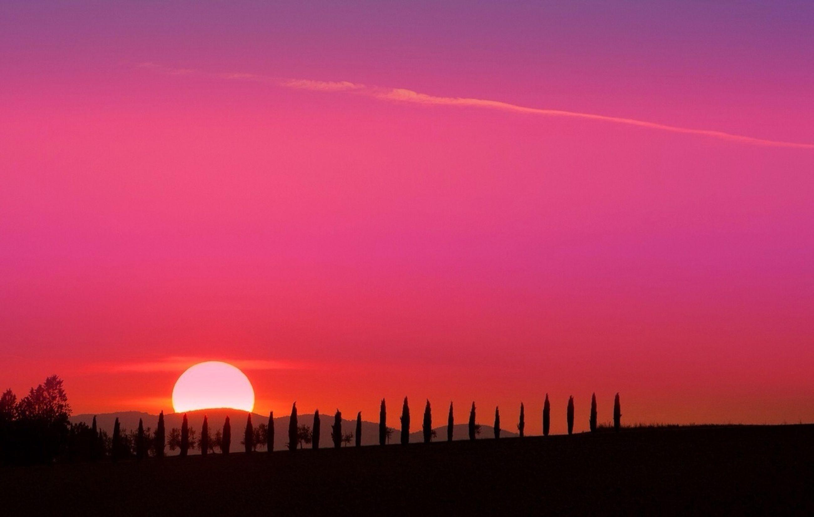 sunset, silhouette, tranquil scene, scenics, tranquility, beauty in nature, orange color, sun, horizon over water, sky, idyllic, nature, sea, landscape, beach, copy space, outdoors, remote, non-urban scene, sunlight