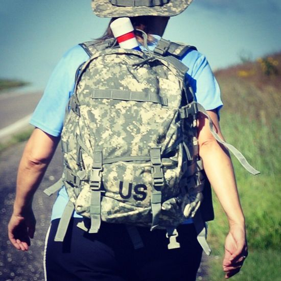 Ruck Between Rivers, Rucker 6 People And Places.
