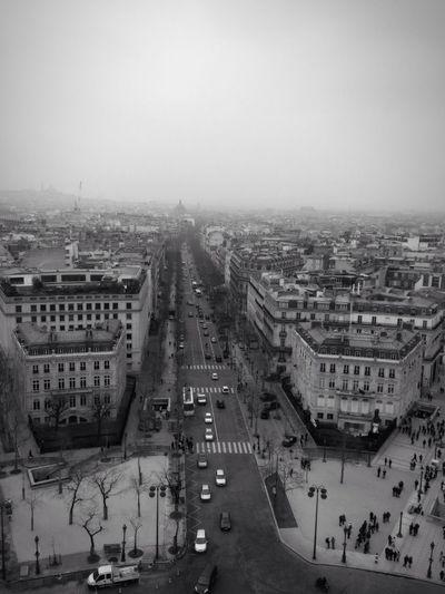 Blackandwhite Black And White Paris Don't Be Square
