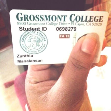 College Grossmont its official... Freshmen College Freshmen