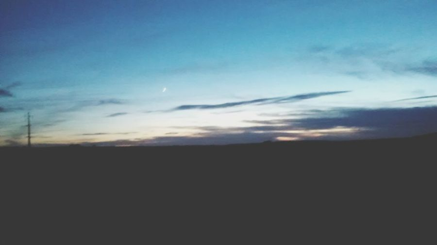 Sunset! First Eyeem Photo
