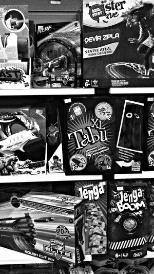 Game Day! Black & White Enjoying Life Black And White