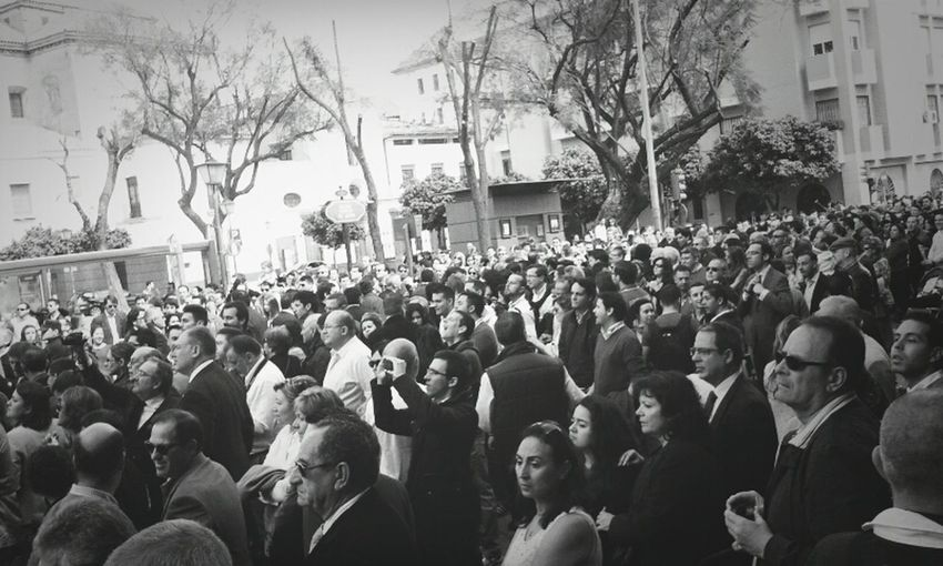 """""""Bulla"""" Black And White Sevilla Seville Semana Santa Sevilla 2013"""