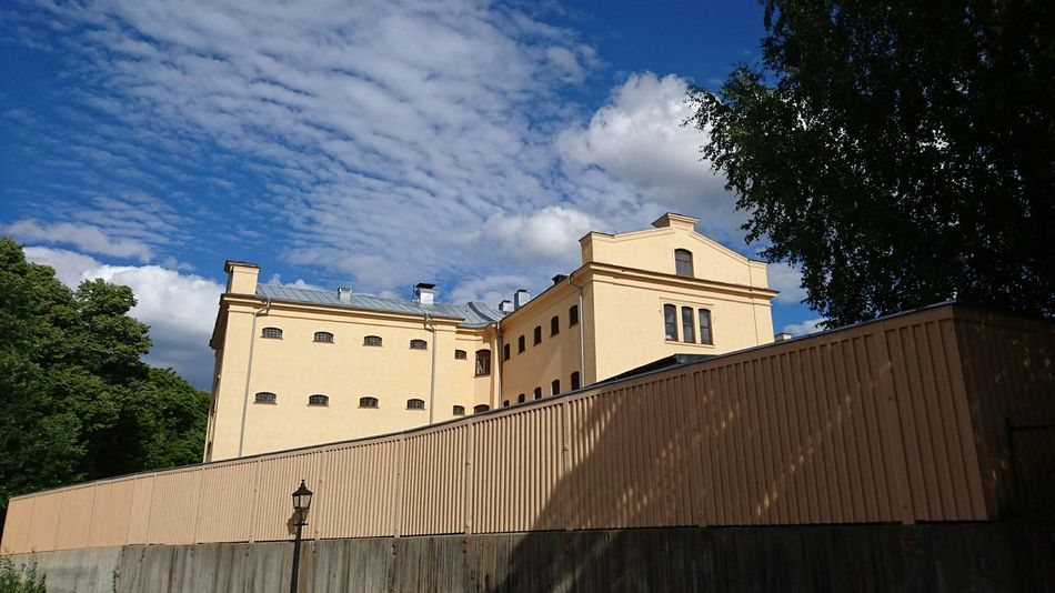 The swedish prison museum Documenting Gävle Prison Museum 19th Century Buildings Architecture Architecturelovers Architecture_collection Clouds And Sky Europe European Union Urban Exploration Buildings & Sky Buildingstyles Week On Eyeem Building Architectural Detail Urban Landscape Prison Jail Jailbreak Museum Still Life Wall - Building Feature Hidden Gems  Adapted To The City Travel Destinations The City Light The Architect - 2018 EyeEm Awards